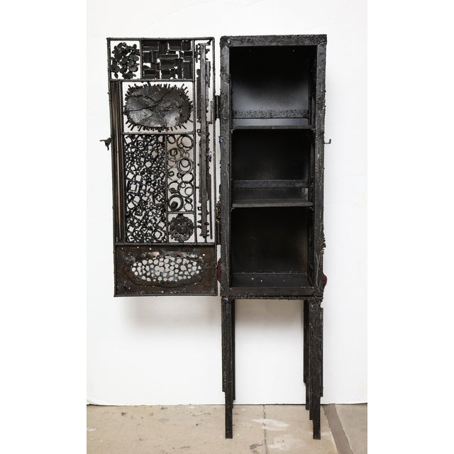 "James Bearden James Bearden ""Segment Cabinet #2"" For Sale - Image 4 of 13"