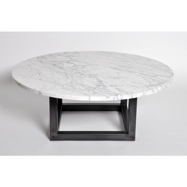 Marvelous Round Marble Coffee Table Ncnpc Chair Design For Home Ncnpcorg