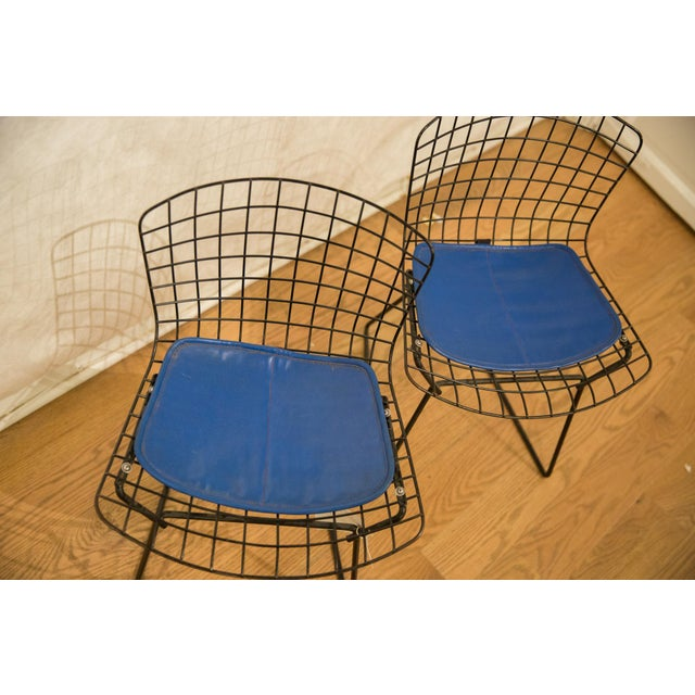Harry Bertoia Harry Bertoia Child Chair Pair For Sale - Image 4 of 9
