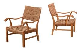 Image of Scandinavian Modern Accent Chairs