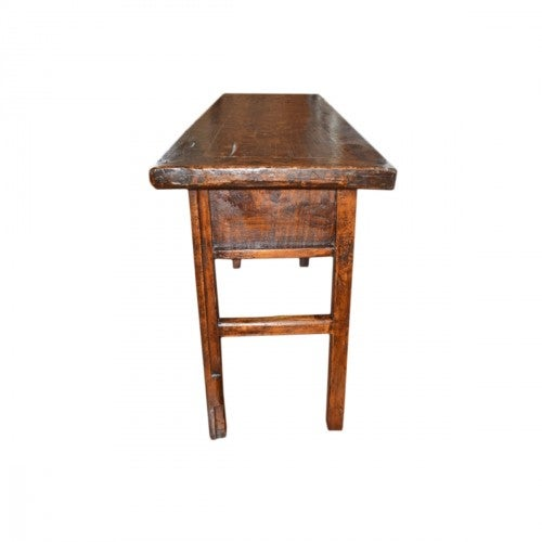 Asian Antique Chinese Altar Table For Sale - Image 3 of 7