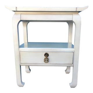 1960's Kent Coffey Chinoiserie 'Amerasia' Nightstand For Sale