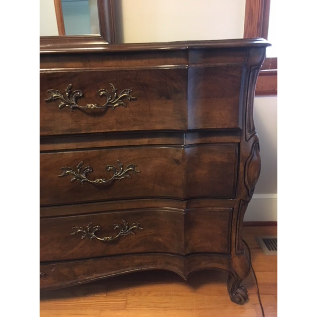 This has been in my family since it was purchased new in the 1970s from the White Furniture Company in Mebane, NC. The...