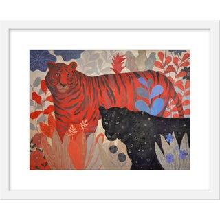 "Medium ""Secret Garden"" Print by Martyna Zoltaszek, 21"" X 17"" For Sale"
