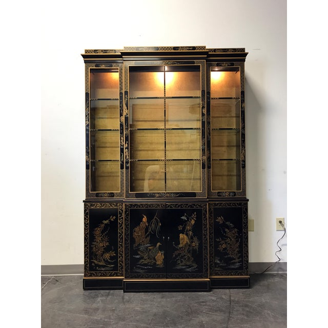 This is a real showpiece. Add this functional piece of art to a dining room, living room or office as a focal point. This...