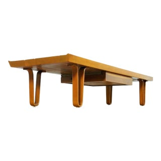 1950s Mid-Century Modern Edward Wormley for Dunbar Long Coffee Table For Sale