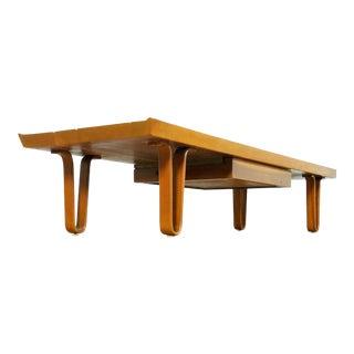 1950s Mid-Century Modern Edward Wormley for Dunbar Long Coffee Table For Sale