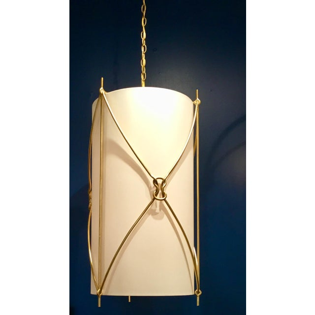 Currey & Co. Large Ariadne Pendant Light For Sale In Atlanta - Image 6 of 7