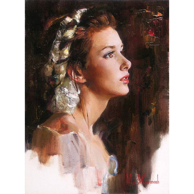 """Garmash """"Tomorrow Will Come"""" Giclee on Canvas For Sale"""