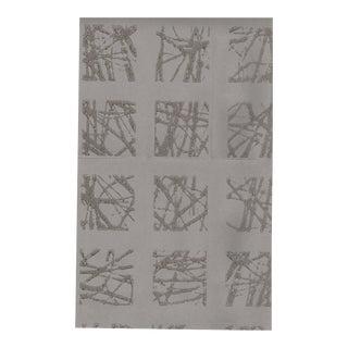 "Larsen ""Cubix"" Color Putty Wallpaper - 2 Rolls"