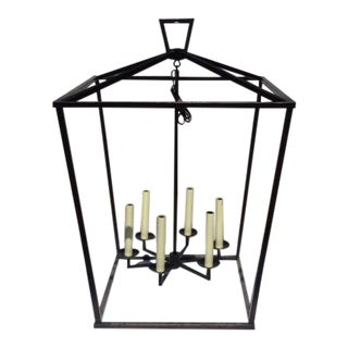 Visual Comfort Darlana Extra Large Lantern For Sale