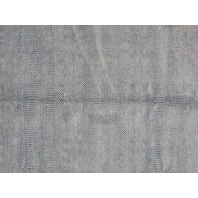 "Leon Banilivi Blue Kashkuli Carpet - 8'1"" x 10'2"" - Image 6 of 7"