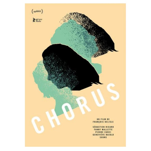 2015 Contemporary Film Poster - Chorus, Film by Francois Delisle For Sale