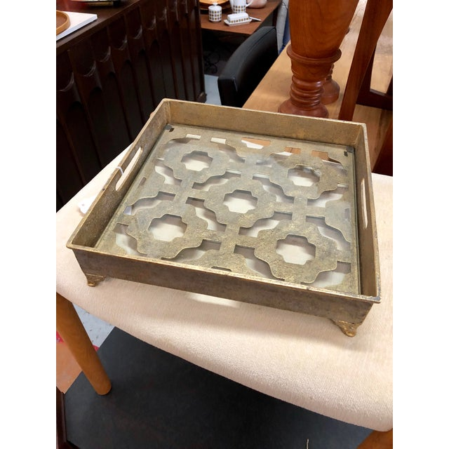 Perfect for bar area or coffee table. Brand new.