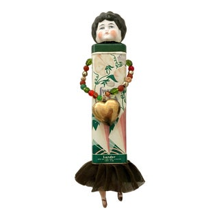 Recomposed Antique Doll For Sale