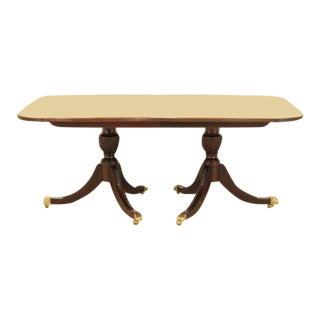 Vintage Stickley Mahogany Duncan Phyfe Dining Table