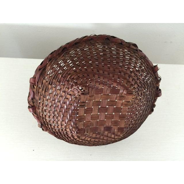 Woven Japanese Ikebana Baskets - A Pair - Image 11 of 11