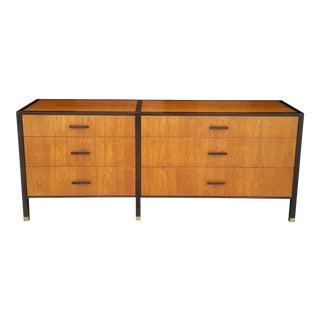 1960's Mid-Century Modern Harvey Probber Lowboy Dresser For Sale