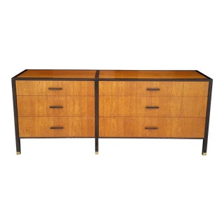 Harvey Probber Lacquered Mahogany Dresser For Sale
