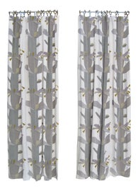 Image of Mid-Century Modern Curtains