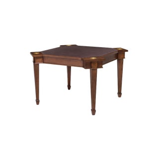 Henredon Delancey Square Game Table For Sale