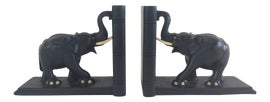 Image of Ebony Bookends