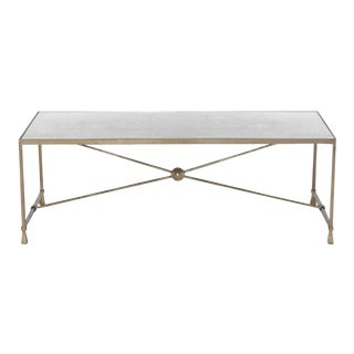 Bernhardt Rowley Modern Cocktail Table