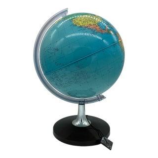 1977 Vintage Nova Rico Florence World Globe For Sale