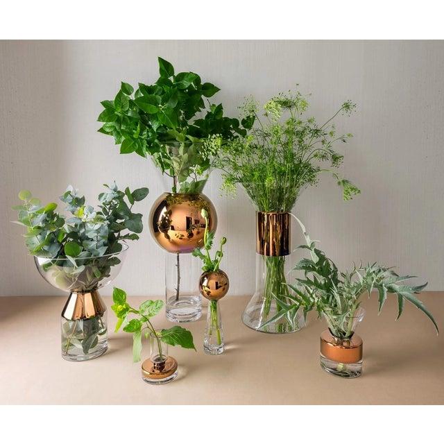 Tom Dixon Tom Dixon Tank Vase Medium For Sale - Image 4 of 5