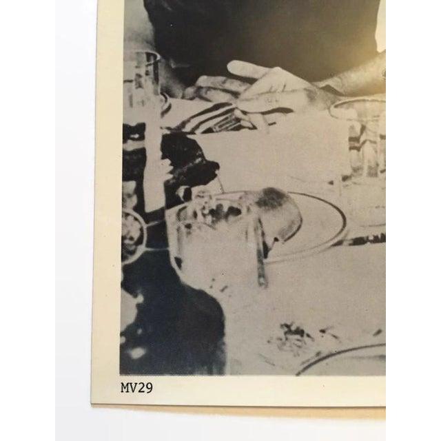 Vintage Hollywood Glamour Movie Stars Photo - Image 3 of 6