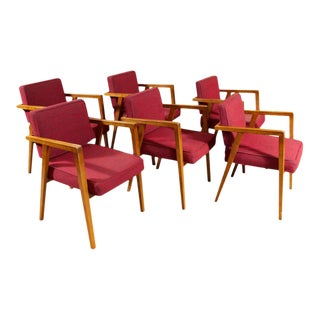 Franco Albini Dining Chairs For Sale