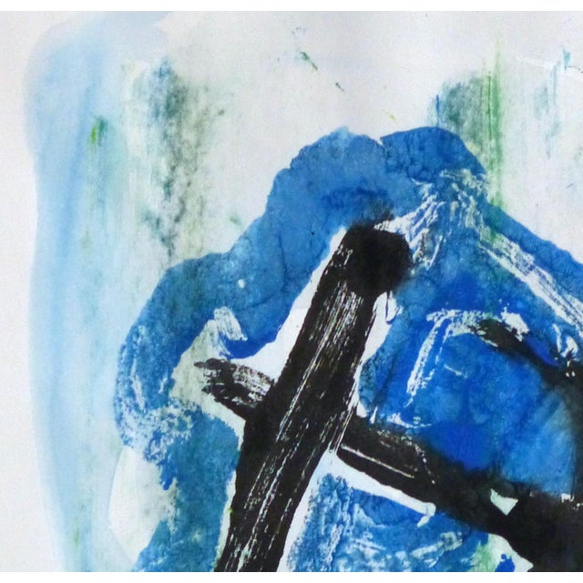 Acrylic Abstract Painting - Calm - Image 2 of 4