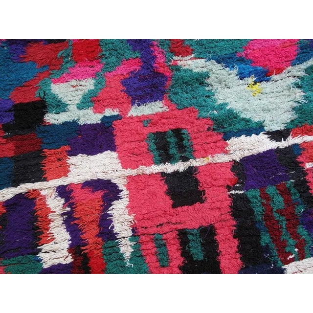 Azilal Moroccan Berber Rug For Sale In New York - Image 6 of 8