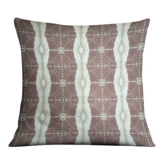 Modern Stripe Pillow Cover For Sale