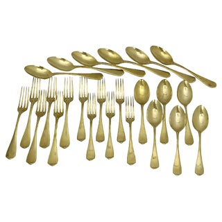 Miramar Hotel of Nice, France Flatware - Svc for 6 For Sale