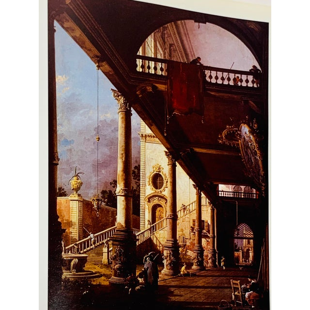 Sky Blue The Glory of Venice Art in the Eighteenth Century Large Format Art Book For Sale - Image 8 of 12
