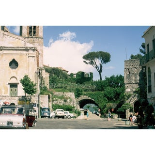 Limited Edition 1960s Ravello, Italy Vintage Film Photograph Print For Sale