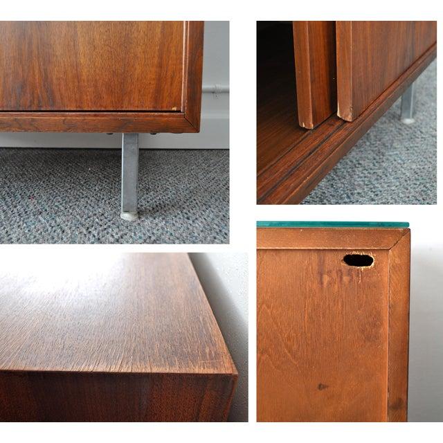Mid-Century Modern Walnut Cabinet - Image 10 of 10