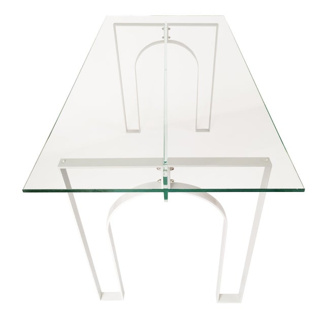 Durodeco Arch Desk For Sale In New York - Image 6 of 6