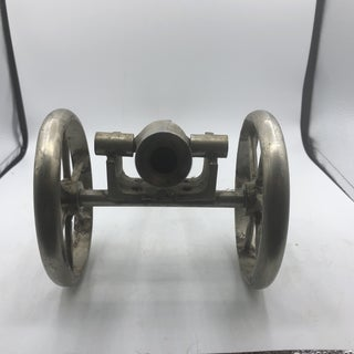 1970s Vintage Tabletop Steel Cannon Model Preview