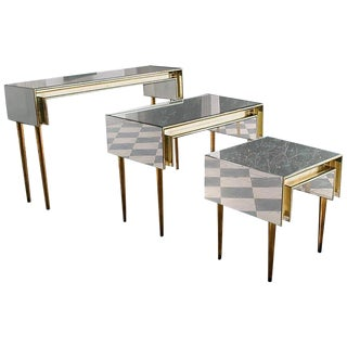 Invisible Brass Tables, Rooms For Sale