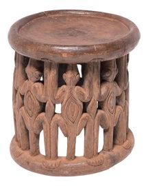 Image of Folk Art Accent Tables