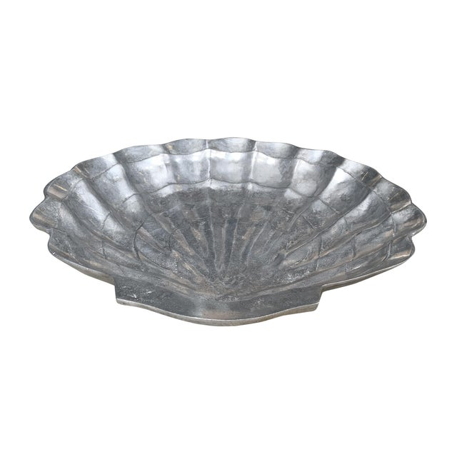 Large Clam Shell Bowl For Sale - Image 4 of 10