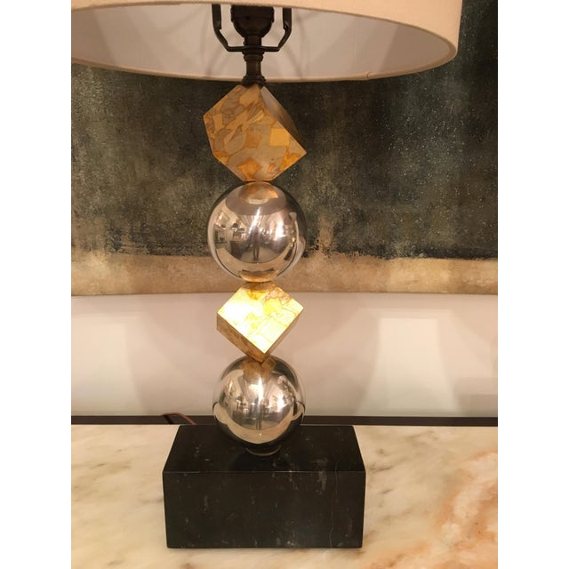 Art Deco Custom Art Deco Lamps For Sale - Image 3 of 8