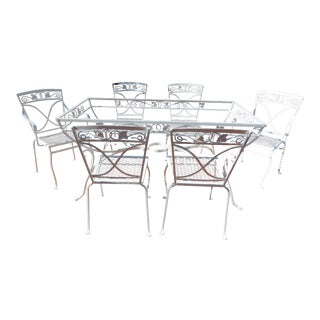 Salterini Mt Vernon Dining Set 7 Pieces For Sale