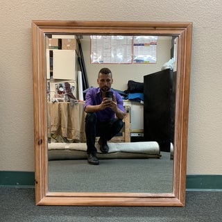 Tradtional Style - Wood Framed Mirror Preview