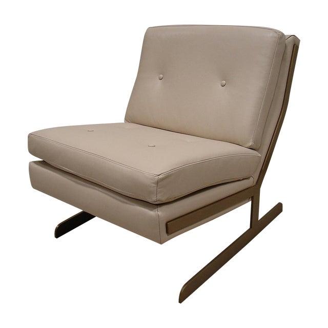 Bernhardt Mid-Century Modern Regency Accent Chair - Image 1 of 5