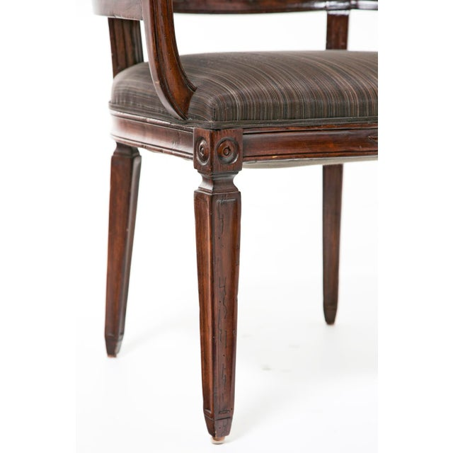Early 20th Century 20th Century Rose Tarlow Armchairs - a Pair For Sale - Image 5 of 5