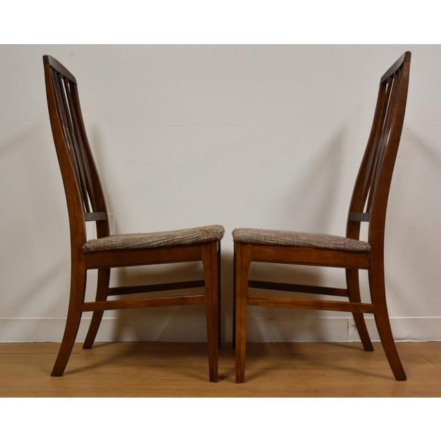Mid-Century Keller Dining Chairs - Set of 4 - Image 9 of 11