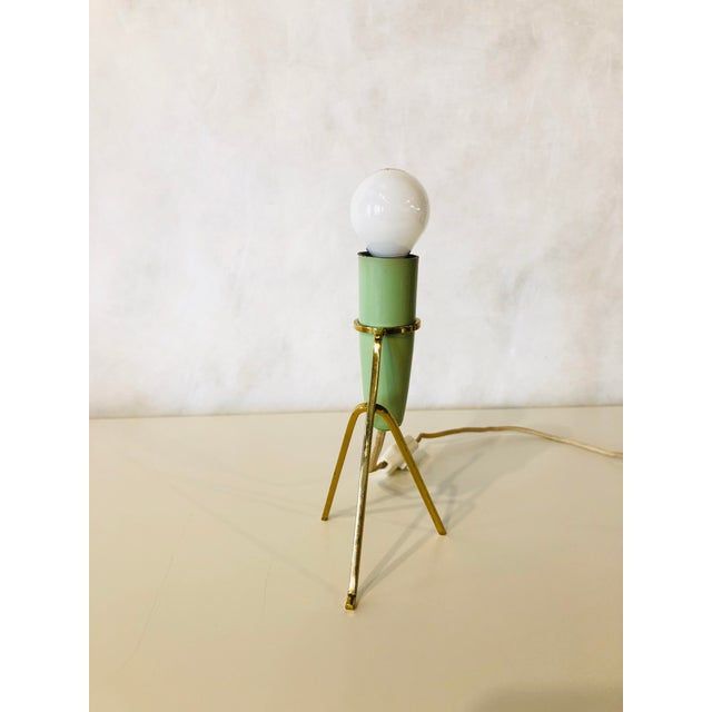 Italian 1950s Italian Table Lamp For Sale - Image 3 of 4